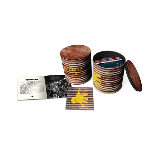 The Full Tank - Limited Super Deluxe Box Set (13CD + DVD)