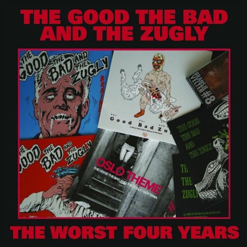 The Worst Four Years (CD)