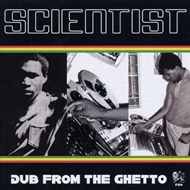 Dub From The Ghetto (CD)