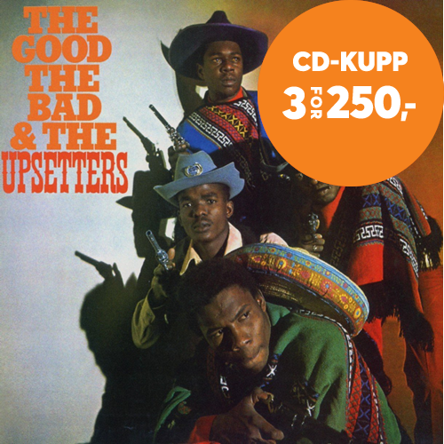The Good, The Bad & The Upsetters (CD)