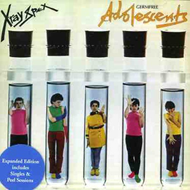 Germ Free Adolescents - Expanded Edition (CD)