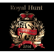 2016 - Royal Hunt's 25th Anniversary: Deluxe Edition (2CD + DVD)