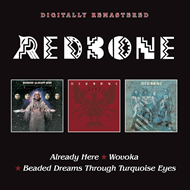 Produktbilde for Already Here/Wovoka/Beaded Dreams Through Turquoise Eyes (2CD)