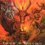Dawn Of The Apocalypse (CD)
