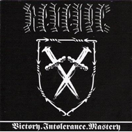 Victory. Intolerance. Mastery - Limited Digipack Edition (CD)