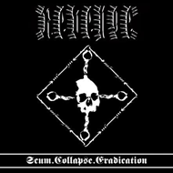Scum, Collapse, Eradication (CD)