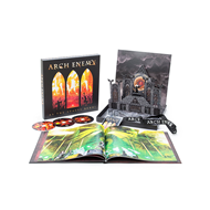 Produktbilde for As The Stages Burn! - Limited Deluxe Box Set (CD + DVD + Blu-ray)