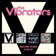 The Epic Years 1976-78 (4CD)