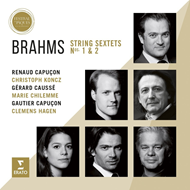 Brahms: Sextets Nos. 1 & 2 - Live From Aix Easter Festival 2016 (CD)