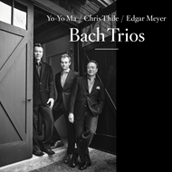 Produktbilde for Bach Trios (CD)
