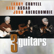 Produktbilde for Coryell/ Abercrombie/ Assad : Three Guitars (USA-import) (SACD-Hybrid)