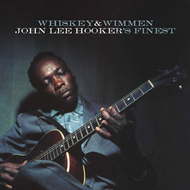 Whiskey & Wimmen - John Lee Hooker's Finest (CD)