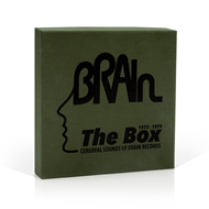 The Brain Box - Cerebral Sounds Of Brain Records 1972-1979 (8CD)