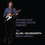 The Man Who Changed Guitar Forever! - The Allan Holdsworth Album Collection (12CD)
