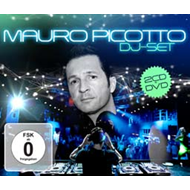 Mauro Dj Set (2CD + DVD)