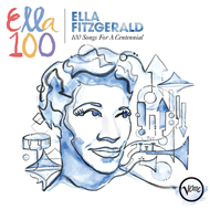 Ella Fitzgerald: 100 Songs For A Centennial (4CD)
