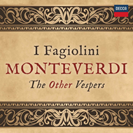 I Fagiolini - Monteverdi: The Other Vespers (CD)