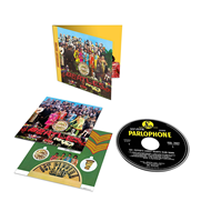 Sgt. Pepper's Lonely Hearts Club Band - 50th Anniversary Edition (CD)