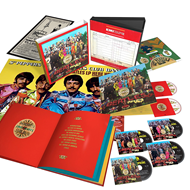 Sgt. Pepper's Lonely Hearts Club Band - 50th Anniversary Super Deluxe Edition (4CD + DVD + Blu-ray)