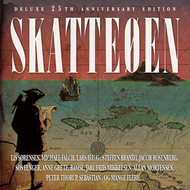 Skatteøen - Deluxe 25th Anniversary Edition (CD + DVD)