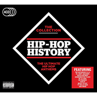 Produktbilde for Hip-Hop History: The Collection (4CD)