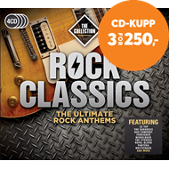 Produktbilde for Rock Classics: The Collection (4CD)
