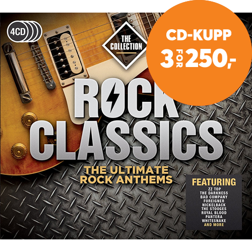 Rock Classics: The Collection (4CD)