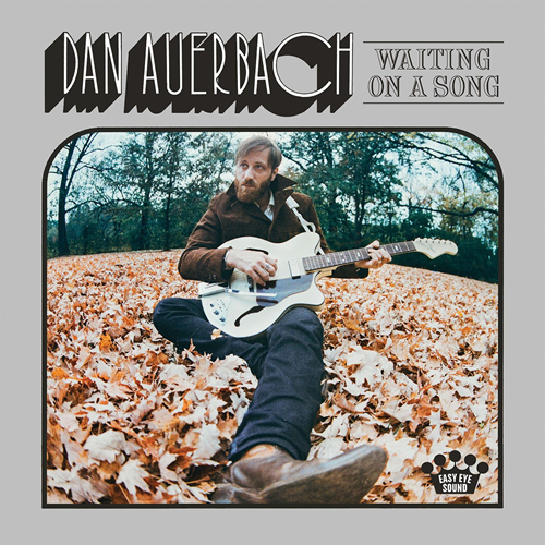 Waiting On A Song (CD)