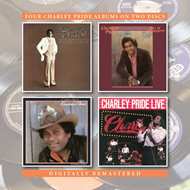 You'Re My Jamaica/Roll On Mississippi/Charley Sings Everybody'S Choice/Charley Pride Live (2CD)