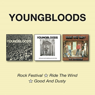 Rock Festival/Ride The Wind/Good And Dusty (2CD)