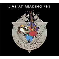 Live At Reading '81 - Limited Digipack Edition (CD)