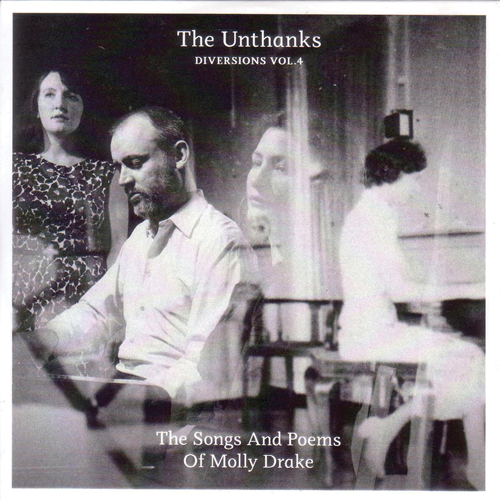 Diversions Vol. 4: The Songs And Poems Of Molly Drake (CD)