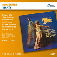 Produktbilde for Massenet: Thaïs (2CD)