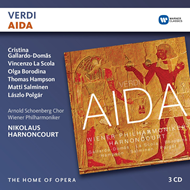 Produktbilde for Verdi: Aida (3CD)