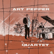The Art Pepper Quartet (CD)