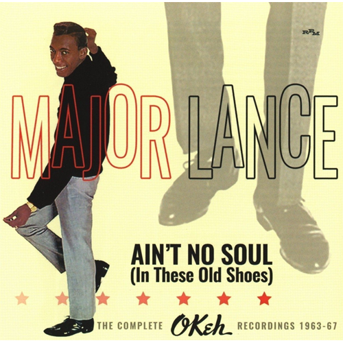 Ain'T No Soul (In These Old Shoes) - The Complete Okeh Recordings 1963-67 (2CD)