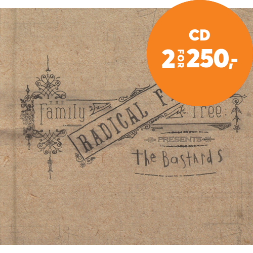 The Bastards  - Limited Edition (CD)