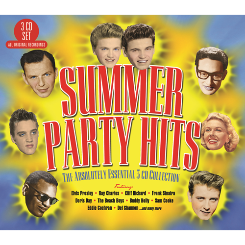 Summer Party Hits (3CD)