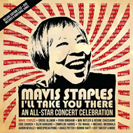 Produktbilde for Mavis Staples - I'll Take You There: An All-Star Concert Celebration Deluxe Edition (2CD + DVD)