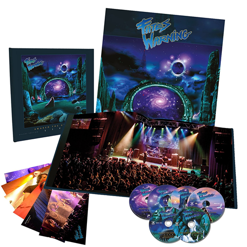 Awaken The Guardian Live - Deluxe Edition (UK-import) (4CD + 2DVD)