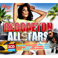 Produktbilde for Reggaeton All Stars (3CD)