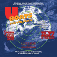 U-Boats: The Wolfpack - Original Motion Picture Soundtrack (CD)