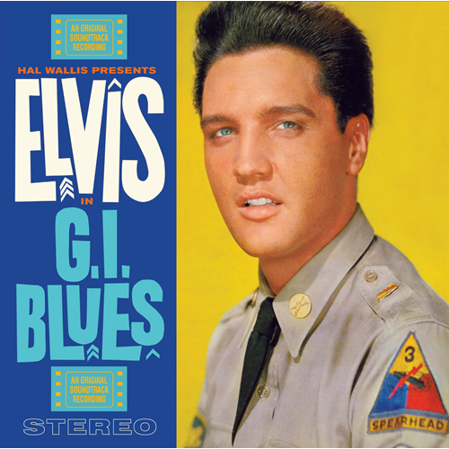 G.I Blues + Blue Hawaii (UK-import) (CD)