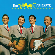 Chirping Crickets +  Buddy Holly (CD)