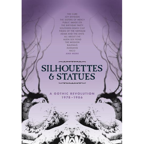 Silhouettes And Statues - A Gothic Revolution 1978-1986: Deluxe Box Set  (5CD)