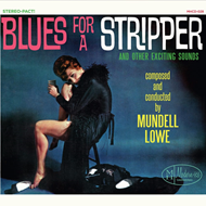 Blues For A Stripper (CD)