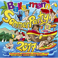 Produktbilde for Ballermann Sommerparty 2017 (UK-import) (2CD)