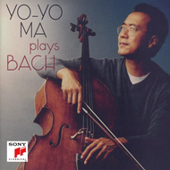 Yo-Yo Ma Plays Bach (CD)