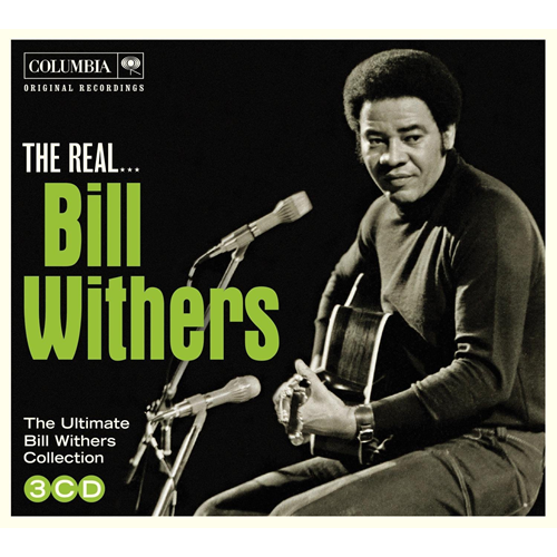 The Real Bill Withers (CD)