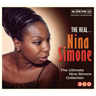 The Real  Nina Simone (CD)